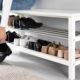 Ako prakticky uschovať topánky v predsieni?