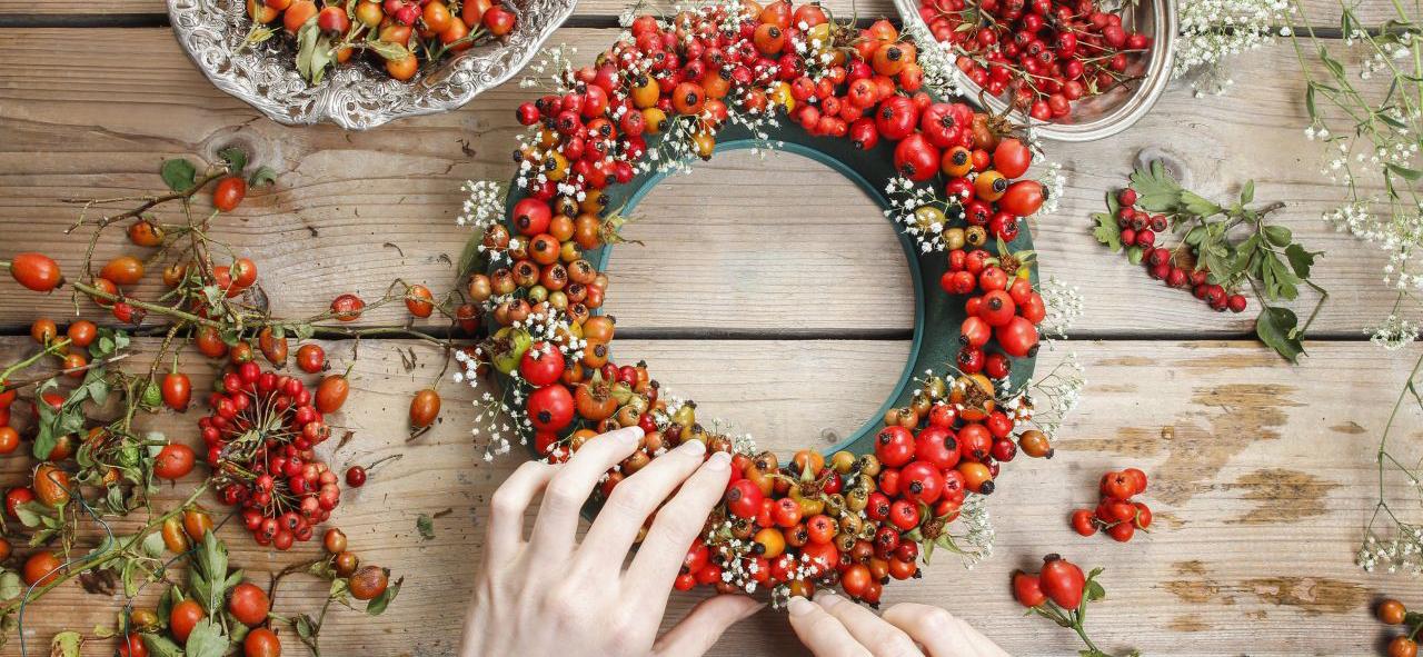 Jesenné dekorácie: Pohrajte sa s interiérom
