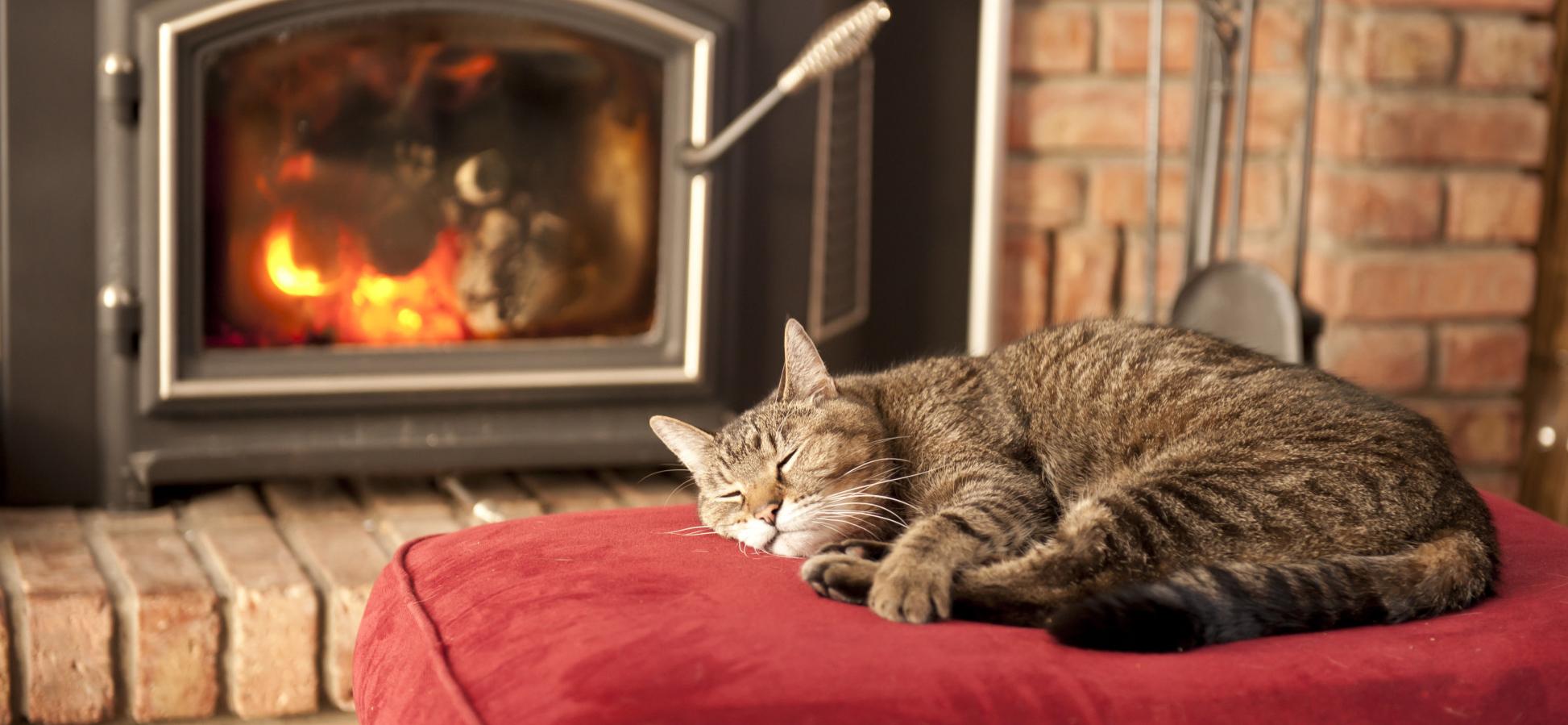 Ako nabudiť pocit tepla vo vašom bývaní