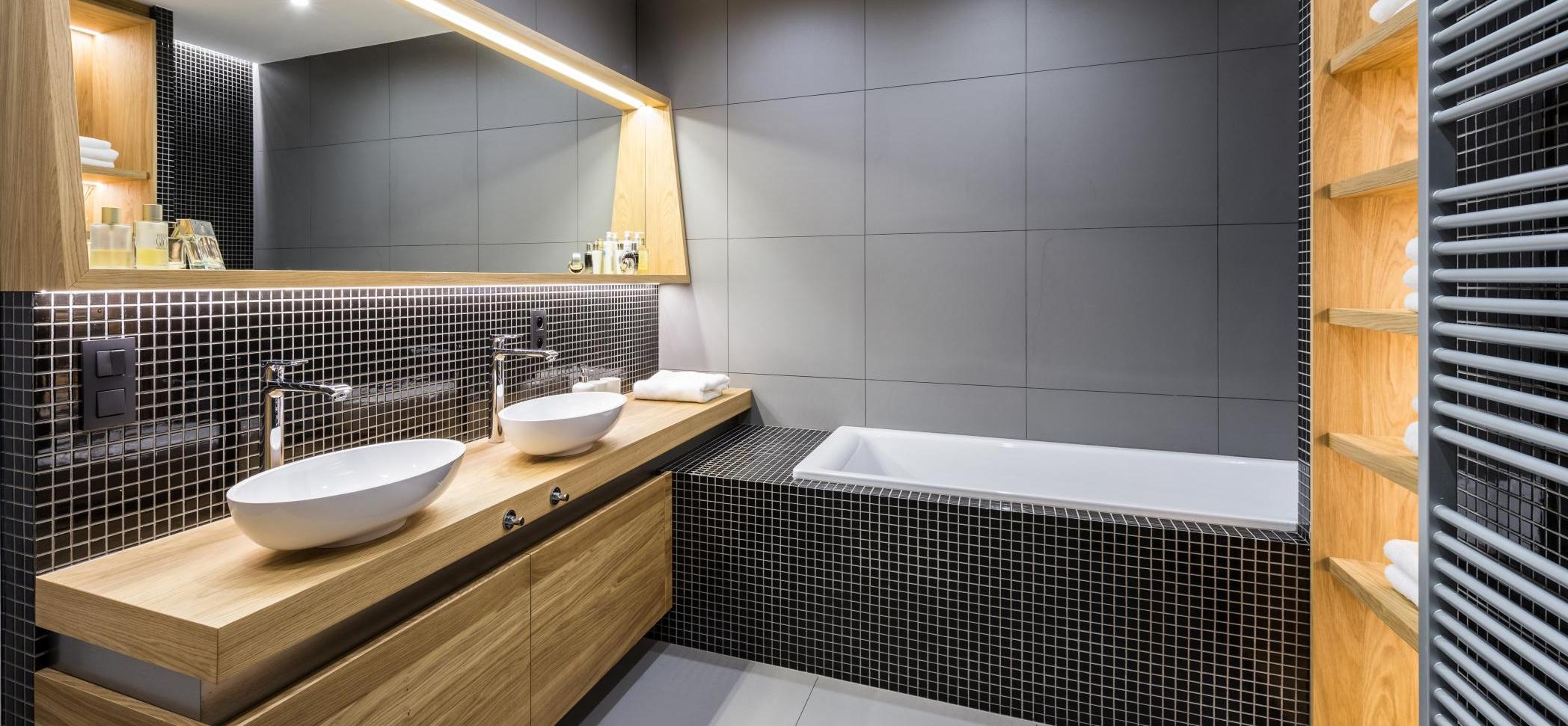6 pravidiel pri zariaďovaní kúpeľne