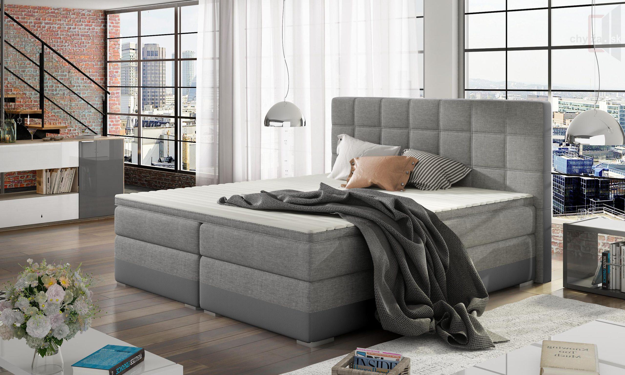 4 hlavné výhody kontinentálnych postelí
