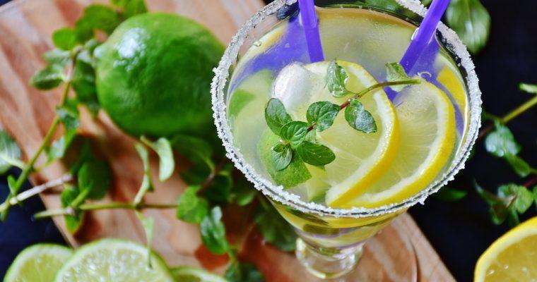 Letné osvieženie – pripravte si chutné limonády