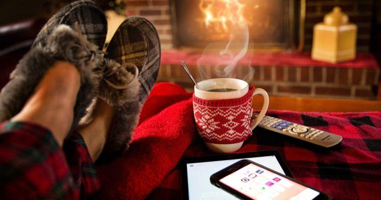 Relaxujte doma ako na chate