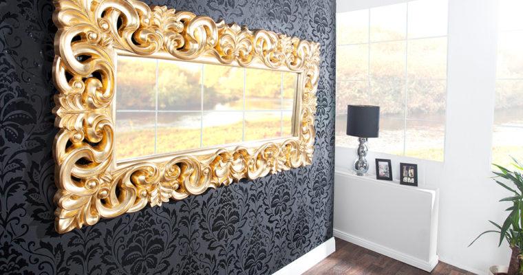 Chcete, aby vaše bývanie pôsobilo luxusne? Využite zlaté doplnky