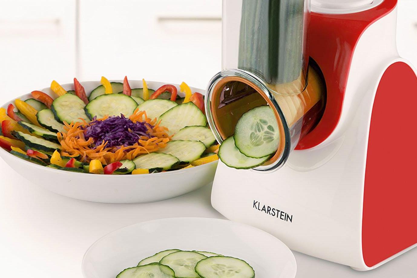 Príprava šalátov a dobrôt rýchlo? Pomôžu vám kuchynské krájače