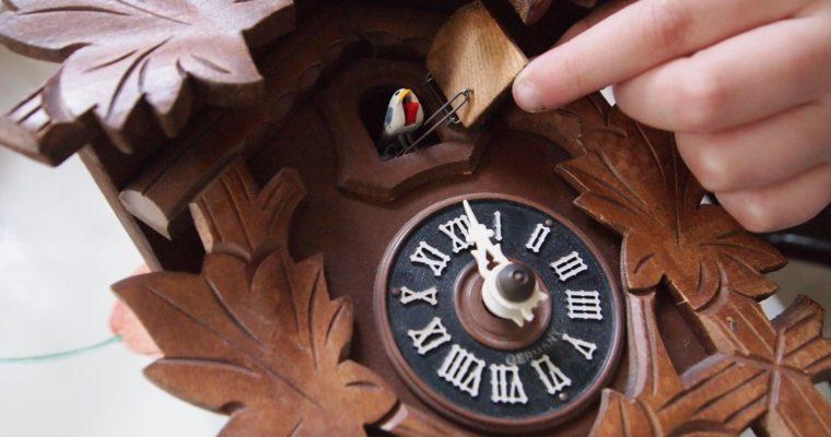 Ako do bývania dostať klasické kukučkové hodiny?