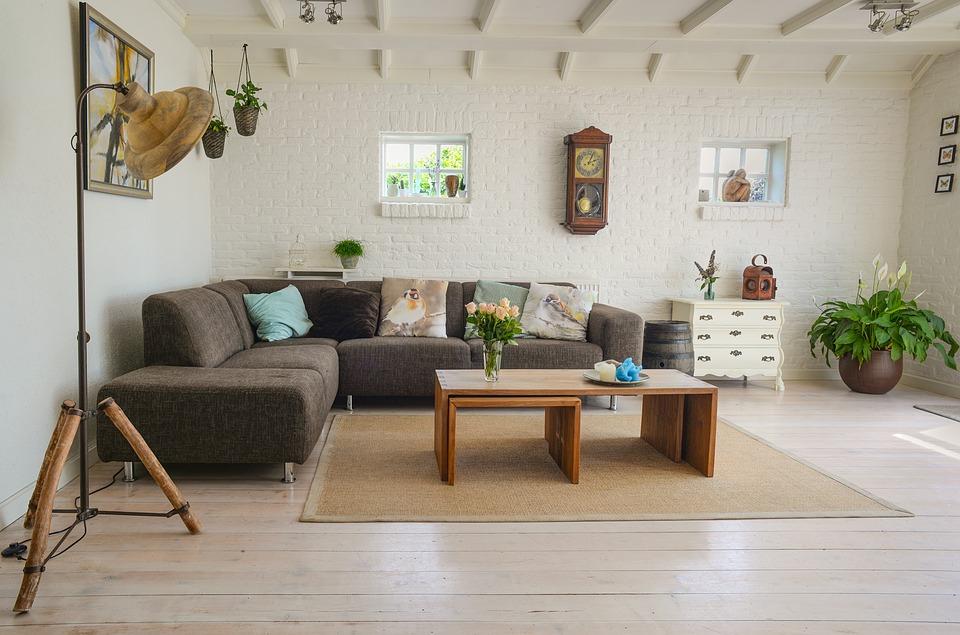 Štýlové doplnky do obývačky