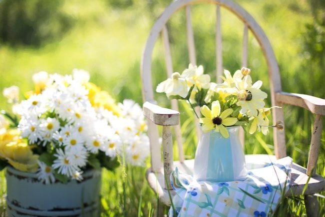 Užite si leto v záhrade