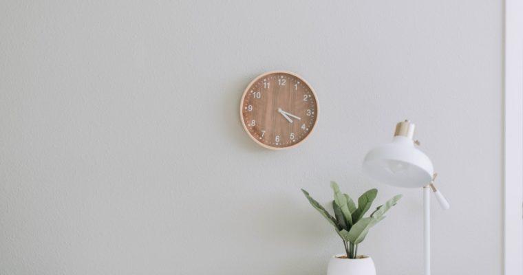 Vhodné budíky a hodiny do vašej domácnosti