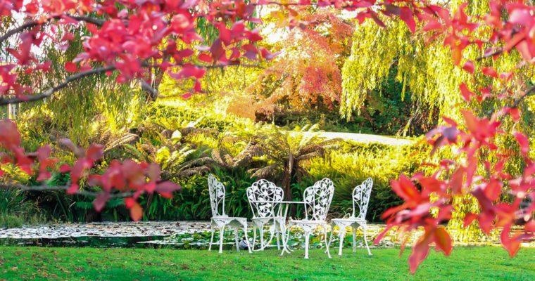 Vonkajšie dekorácie pre príjemné chvíle na záhrade