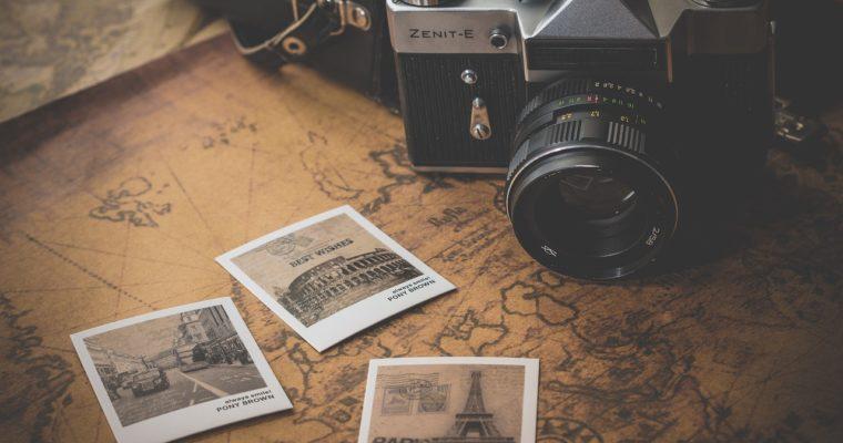 5 nápadov, ako kreatívne uchovať spomienky na dovolenku