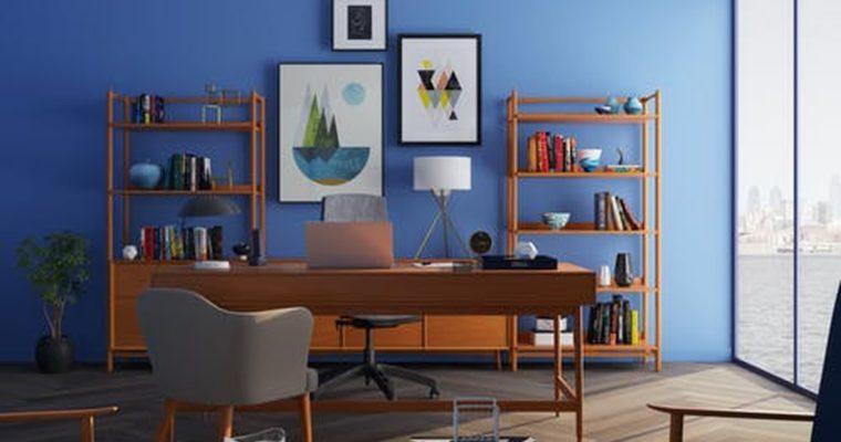7 tipov, ako si zariadiť home office