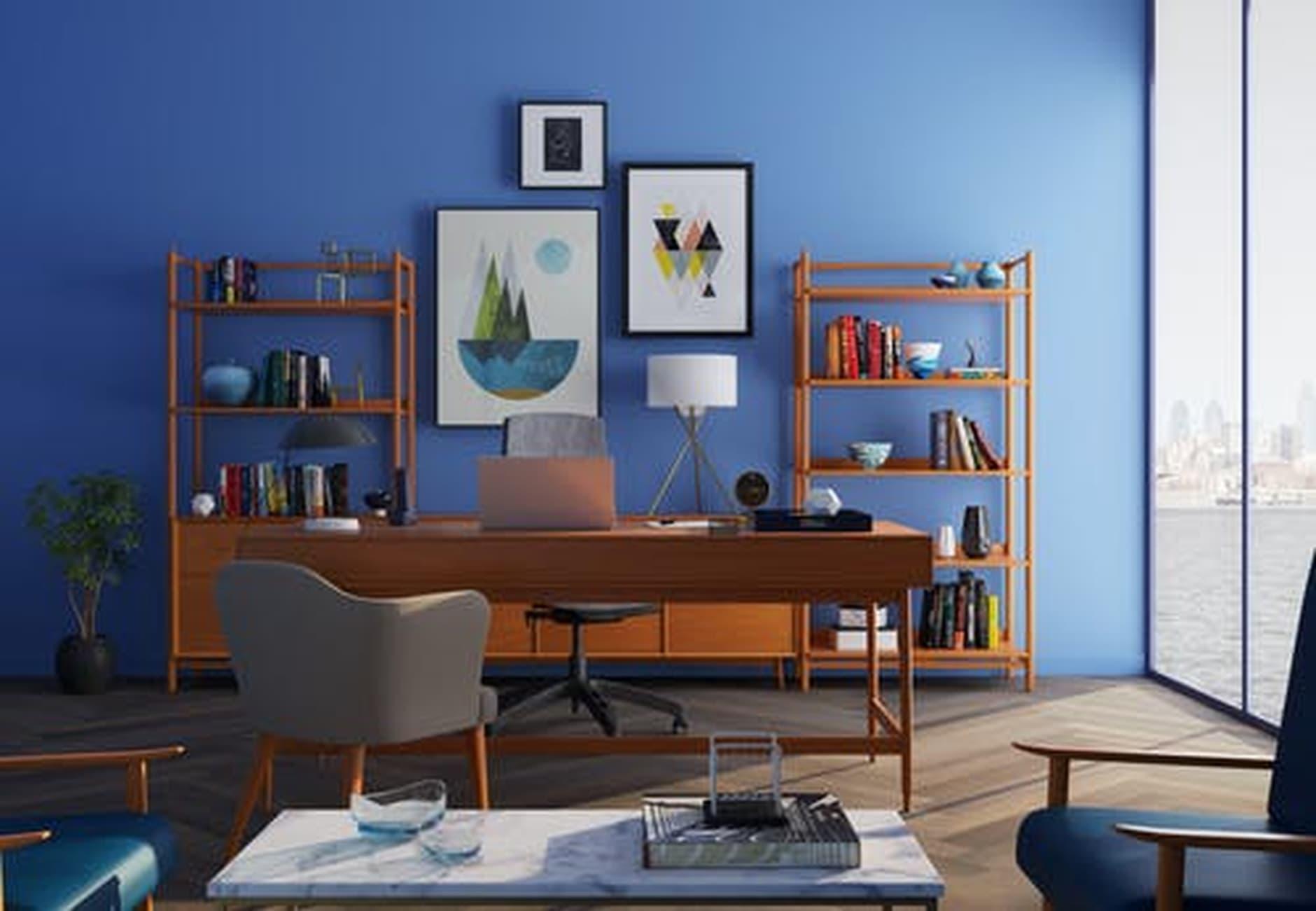 home_office_kancelaria_Doma_stol_kniznica_stolicka