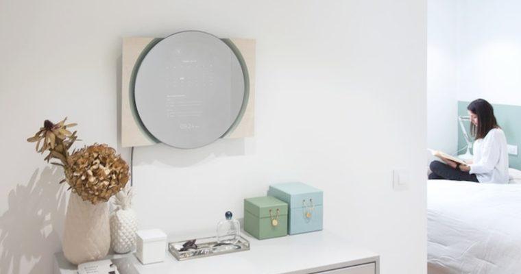 Cloon – inteligentné zrkadlo, aby váš domov zostal inteligentný