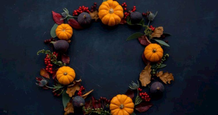 Jesenná dekorácia: Dekorácia a tvorenie inšpirované prírodou