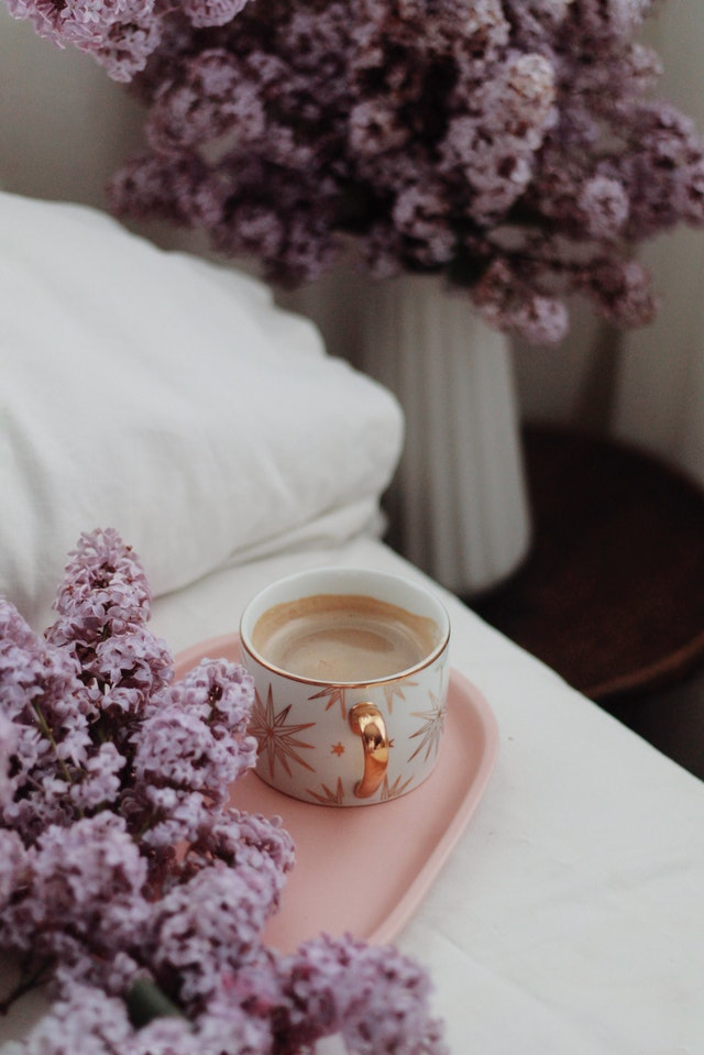 spalna v romantickom style